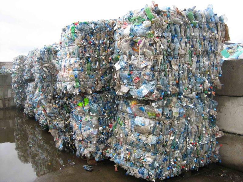 Обозначение переработки мусора